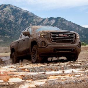 2020 GMC Sierra AT4 : Off-Road in Wyoming