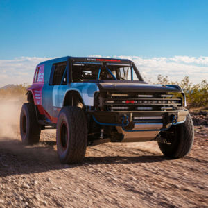Ford Bronco R : Baja Bound