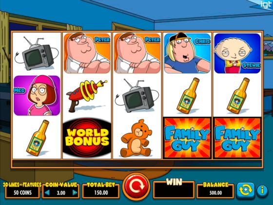 Family Guy 560x420